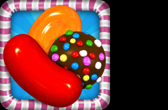 Candy Crush Logo download in high quality