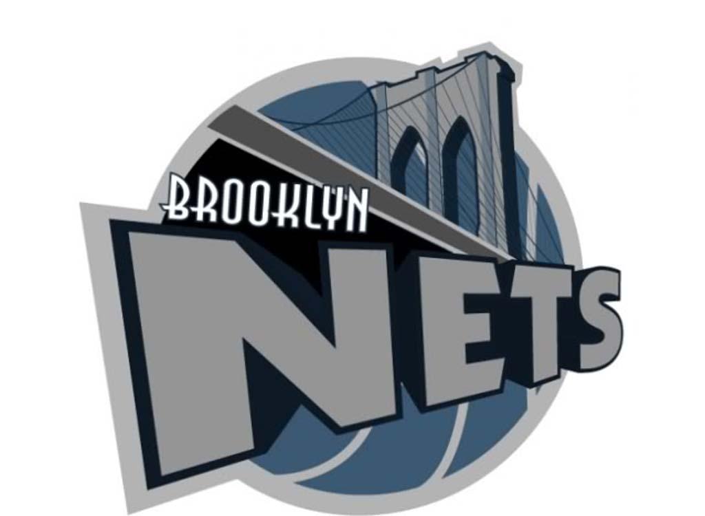 Brooklyn Nets Logo 3D wallpapers HD