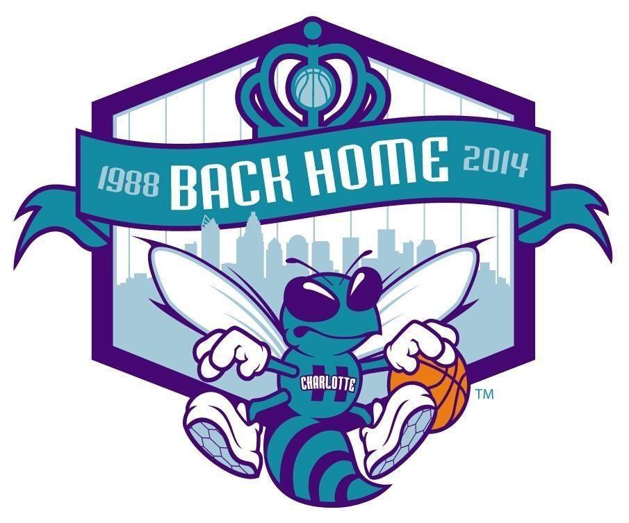 Charlotte Hornets Logo 3D wallpapers HD