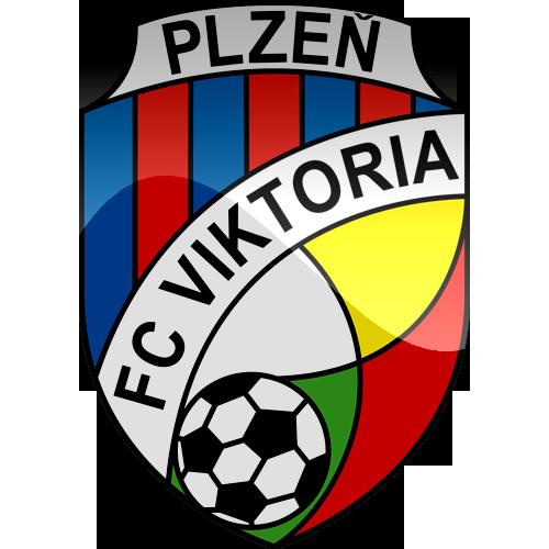 FC Viktoria Plzen Logo 3D wallpapers HD