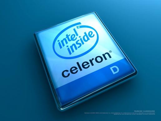 Intel Celeron symbol wallpapers HD