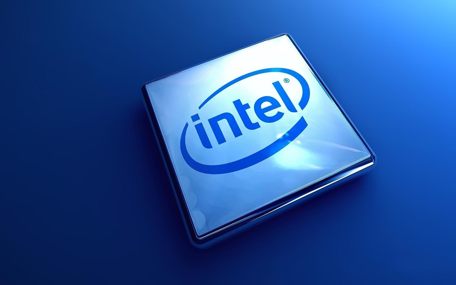 Intel symbol wallpapers HD