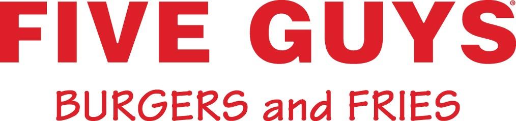 Five Guys Logo wallpapers HD
