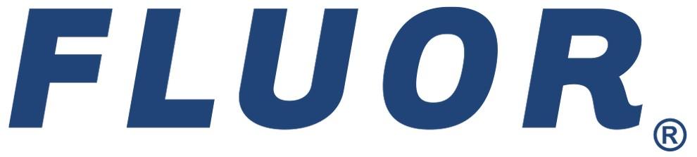 Fluor Corporation Logo wallpapers HD