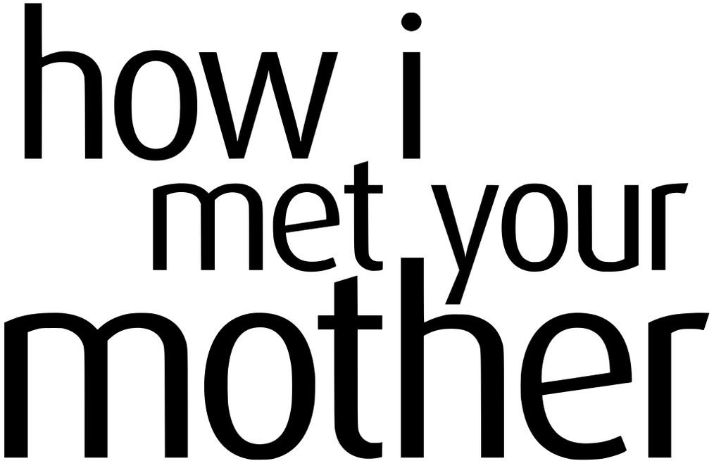 How I Met Your Mother Logo wallpapers HD