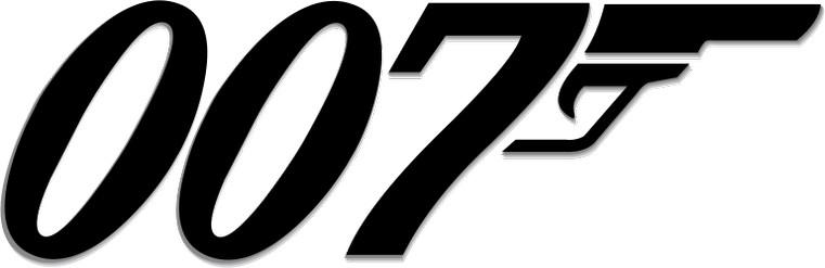 James Bond Logo wallpapers HD