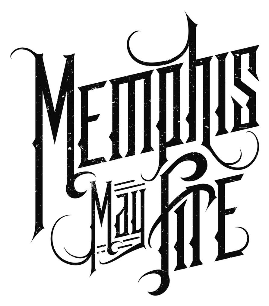 Memphis May Fire Logo wallpapers HD