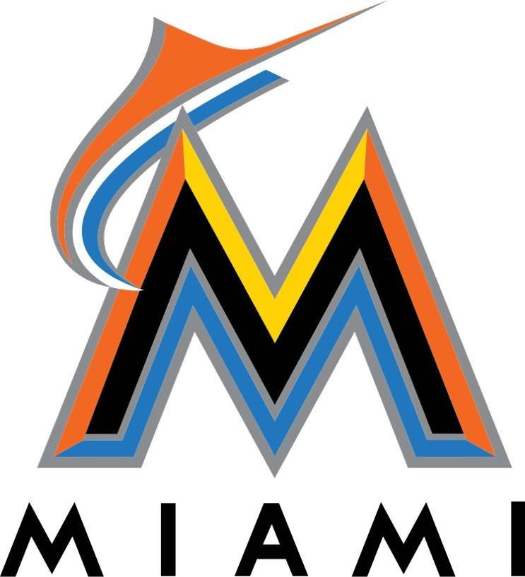 Miami Marlins Logo wallpapers HD