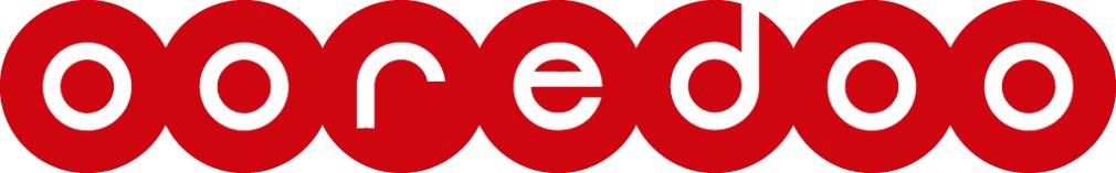 Ooredoo Logo wallpapers HD
