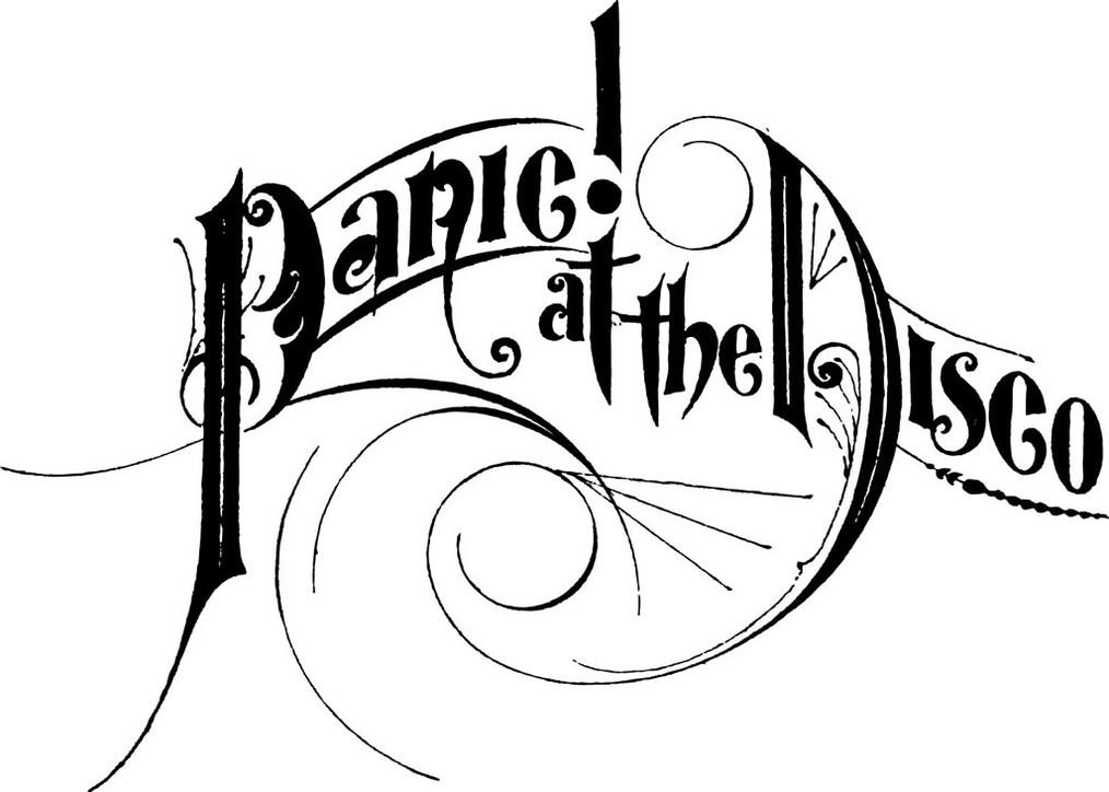 0 panic at the disco logo