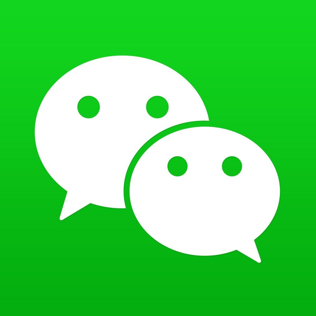 WeChat Logo wallpapers HD