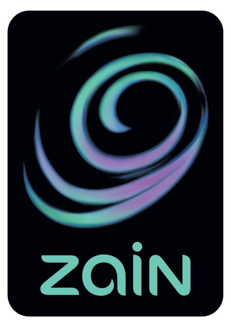 Zain Logo wallpapers HD