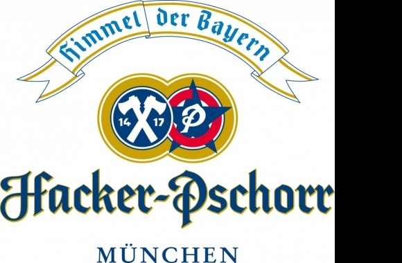 Hacker-Pschorr Logo download in high quality