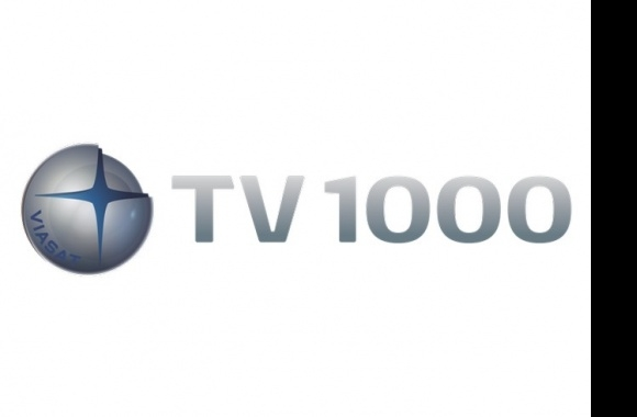 TV1000 Logo download in high quality