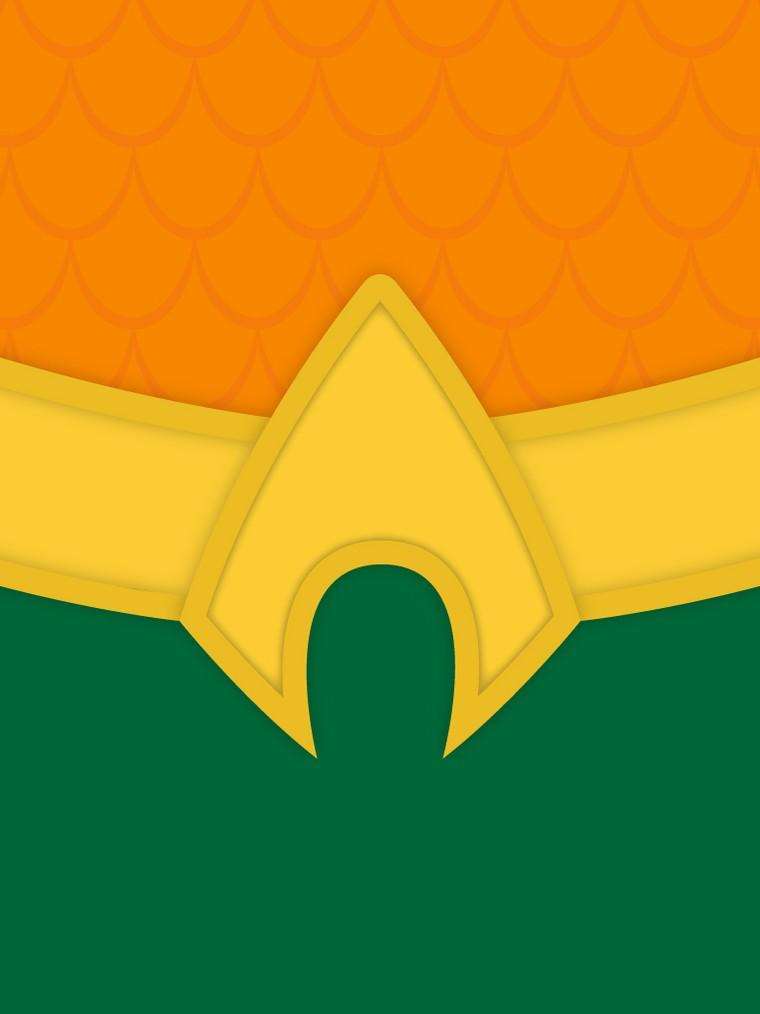 Aquaman Logo wallpapers HD