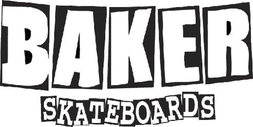 Baker Skateboards Logo wallpapers HD