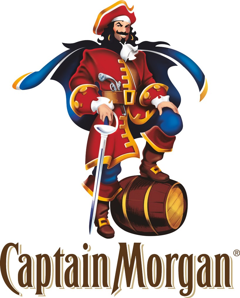 Captain Morgan Logo wallpapers HD