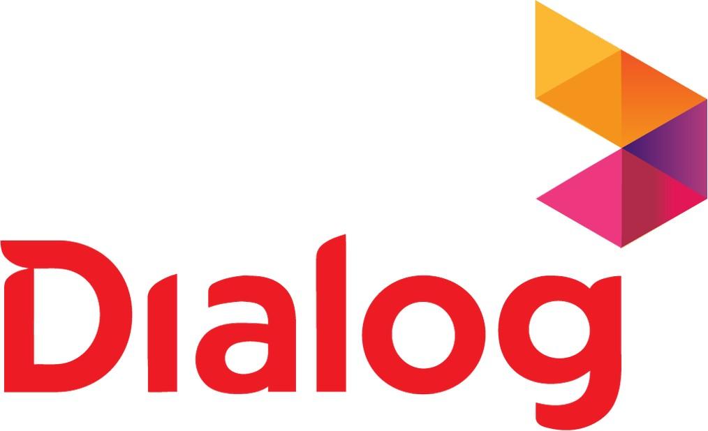 Dialog Axiata Logo wallpapers HD