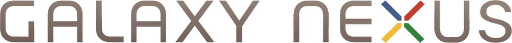 Galaxy Nexus Logo wallpapers HD