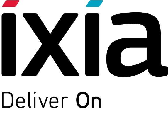 Ixia Logo wallpapers HD