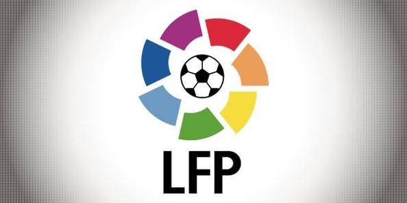 La Liga Logo wallpapers HD