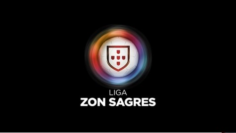 Liga Zon Sagres Logo wallpapers HD
