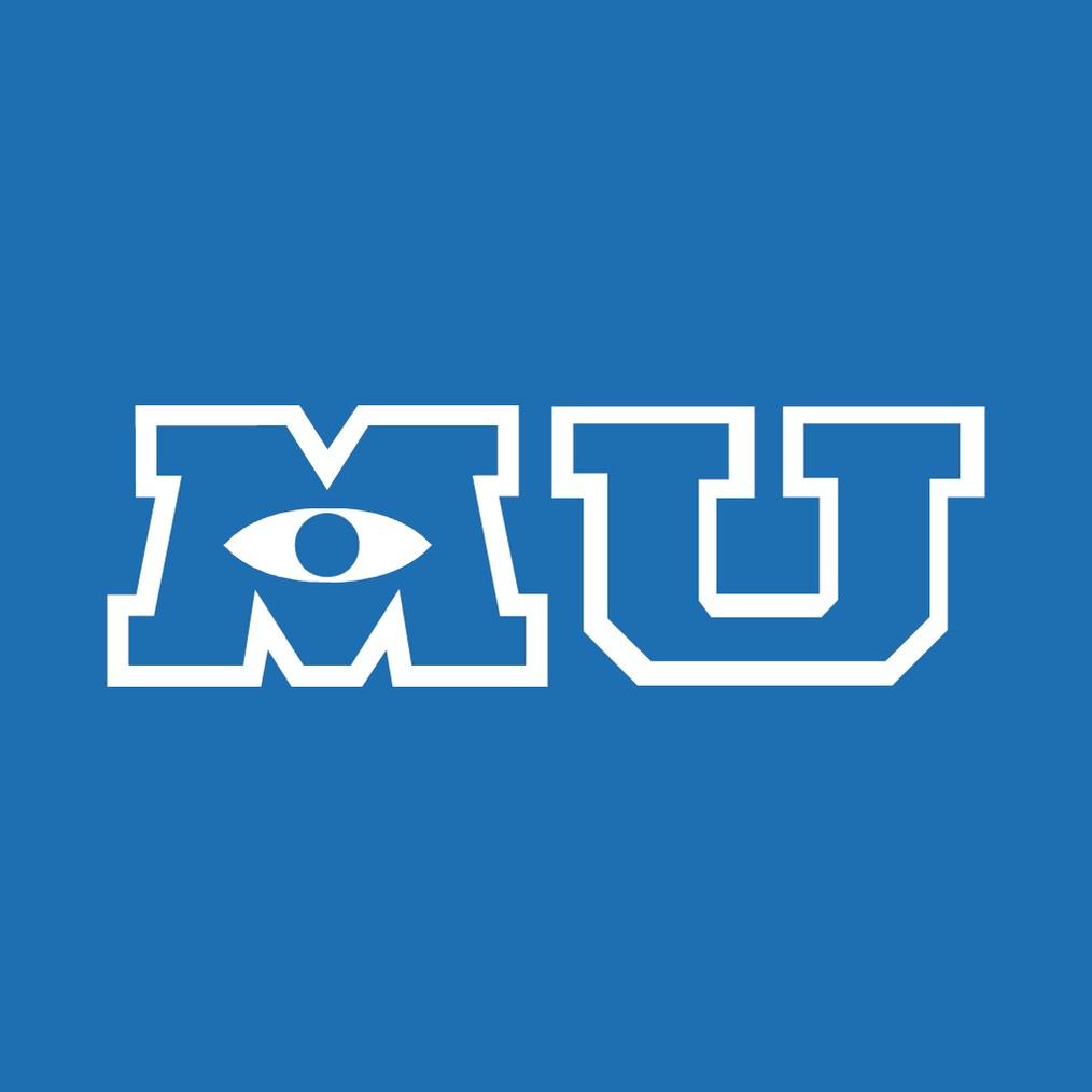 Monsters University Logo wallpapers HD