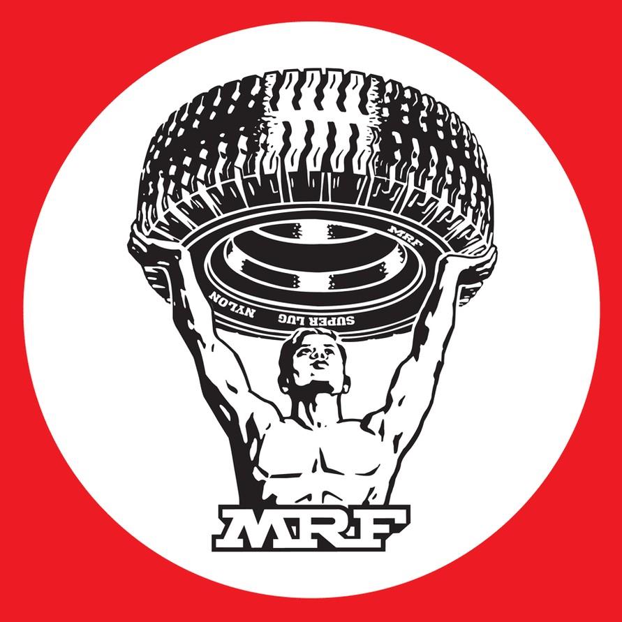 MRF Logo wallpapers HD