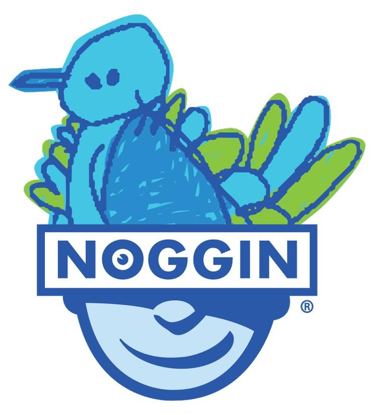 Noggin Logo wallpapers HD