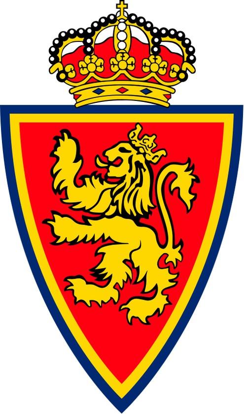 Real Zaragoza Logo wallpapers HD