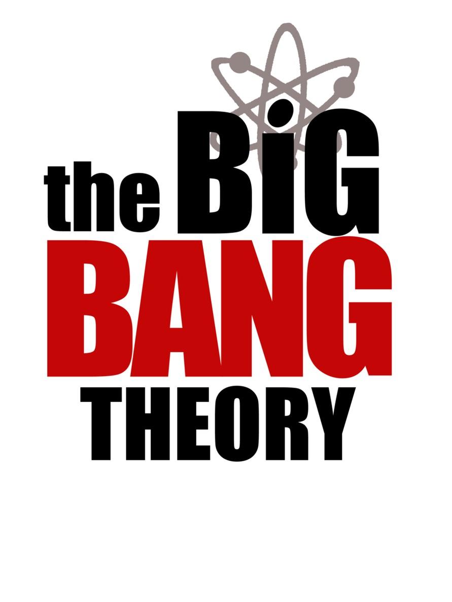 The Big Bang Theory Logo wallpapers HD