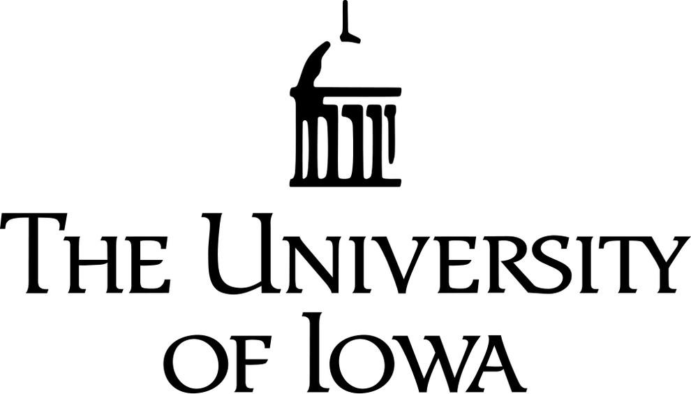 The University of Iowa Logo wallpapers HD
