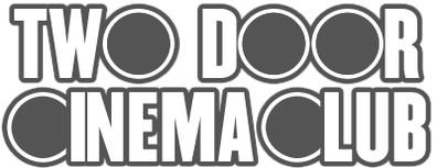 Two Door Cinema Club Logo wallpapers HD