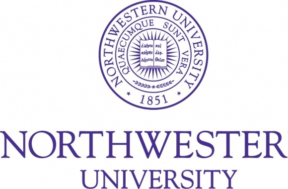 Northwestern University Logo download in high quality