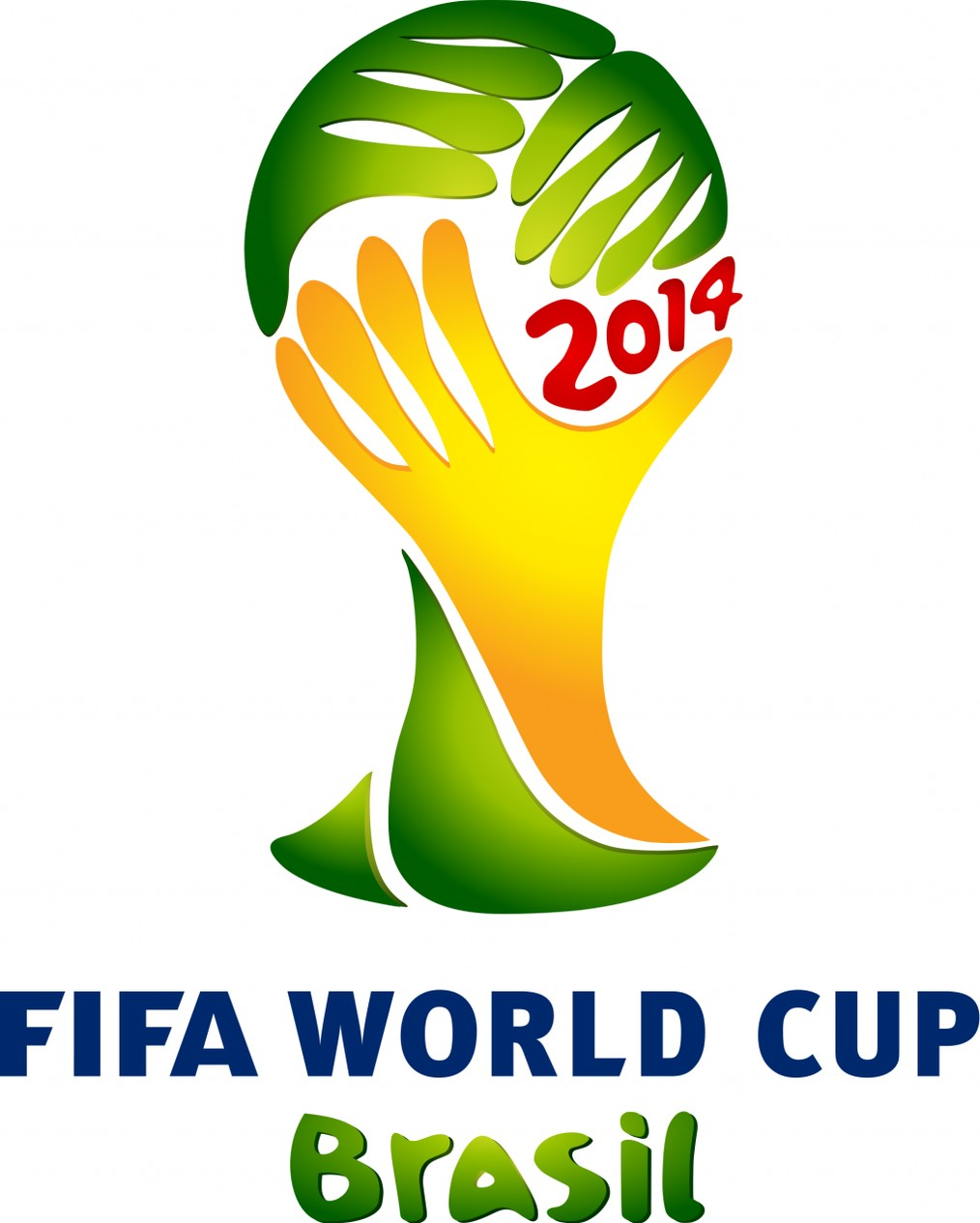 2014 World Cup Logo wallpapers HD