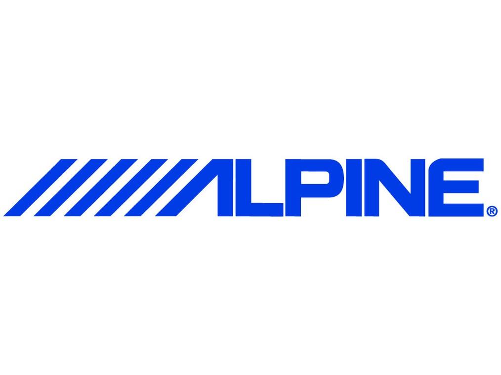 Alpine Logo wallpapers HD