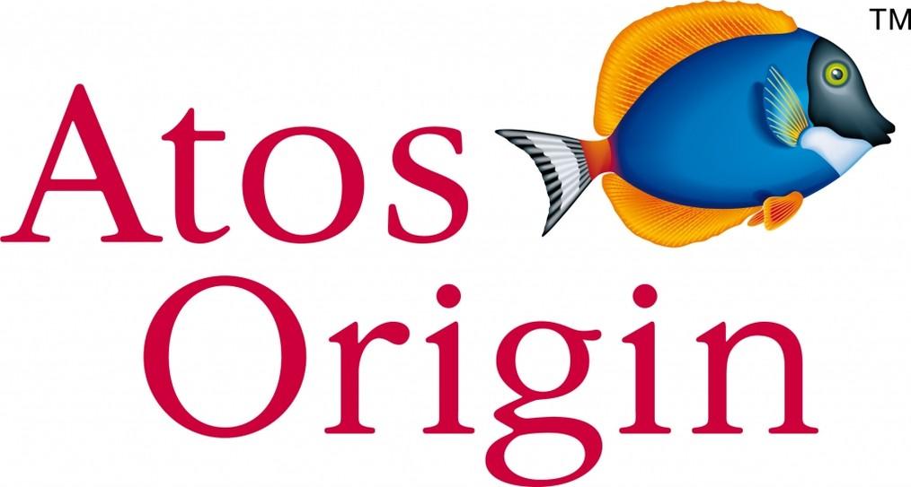 Atos Origin Logo wallpapers HD