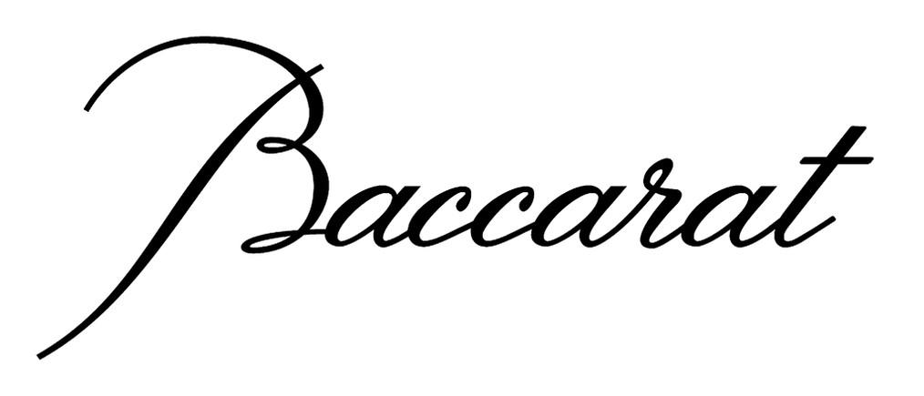Baccarat Logo wallpapers HD