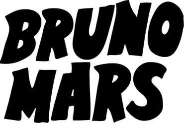 Bruno Mars Logo wallpapers HD