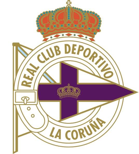 Deportivo de La Coruna Logo wallpapers HD