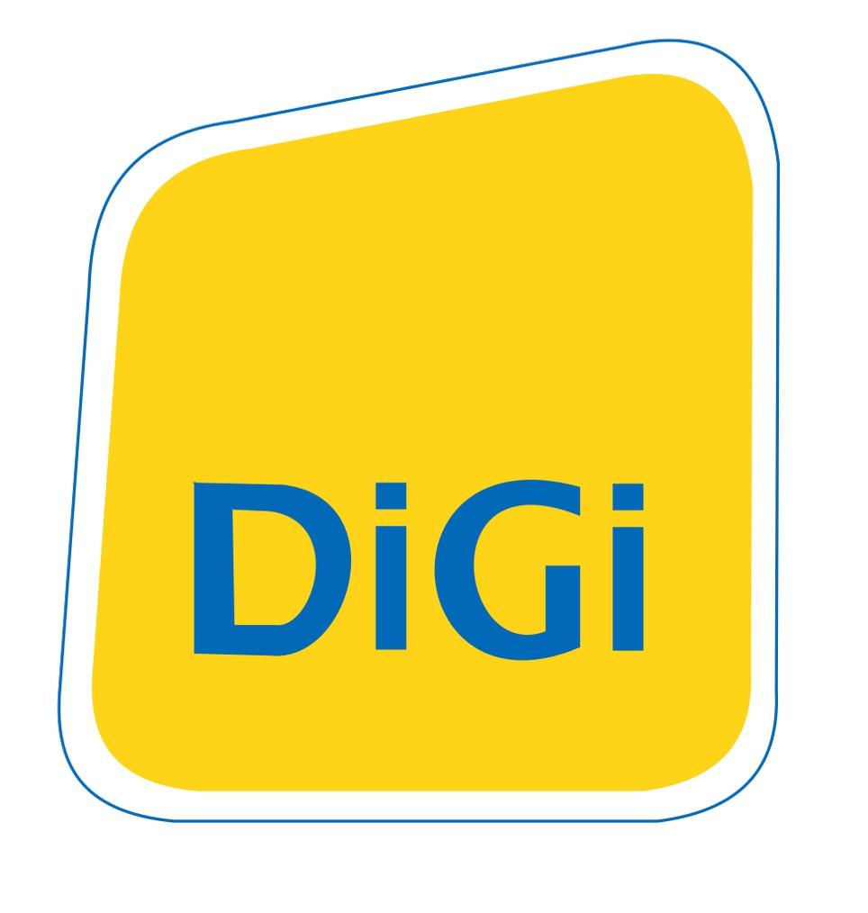 DiGi Logo wallpapers HD