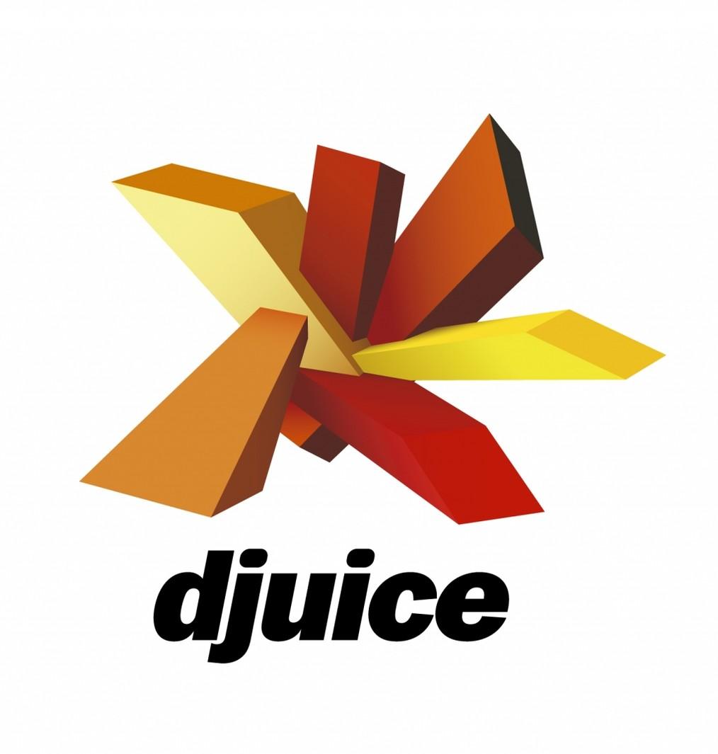 djuice Logo wallpapers HD