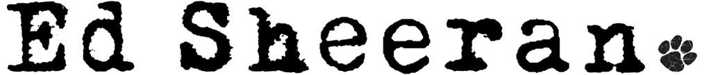 Ed Sheeran Logo wallpapers HD