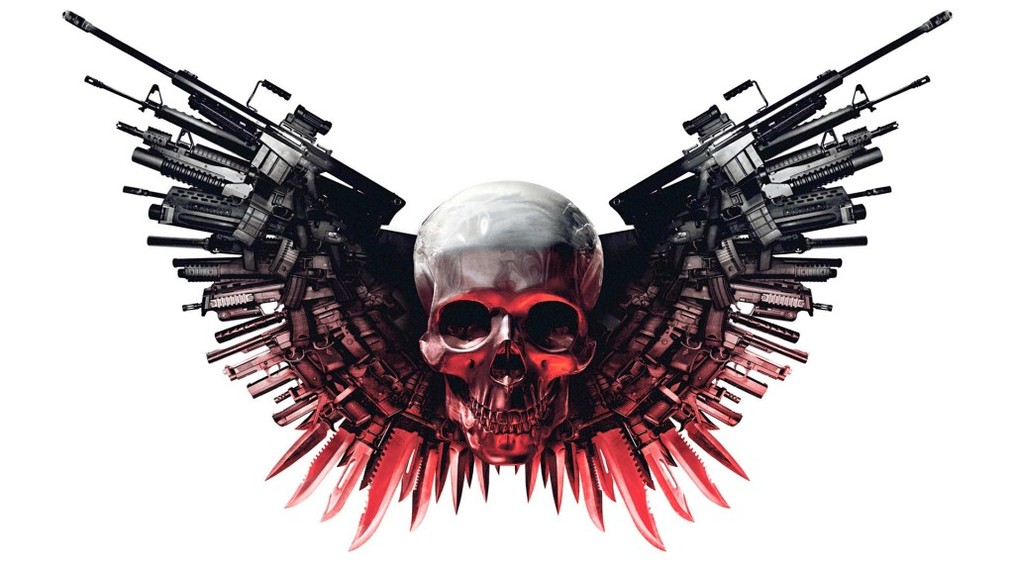 Expendables Logo wallpapers HD