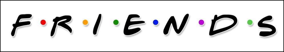 Friends Logo wallpapers HD