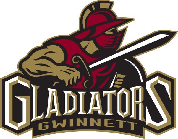Gwinnett Gladiators Logo wallpapers HD