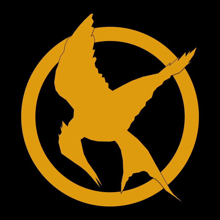 Hunger Games Logo wallpapers HD