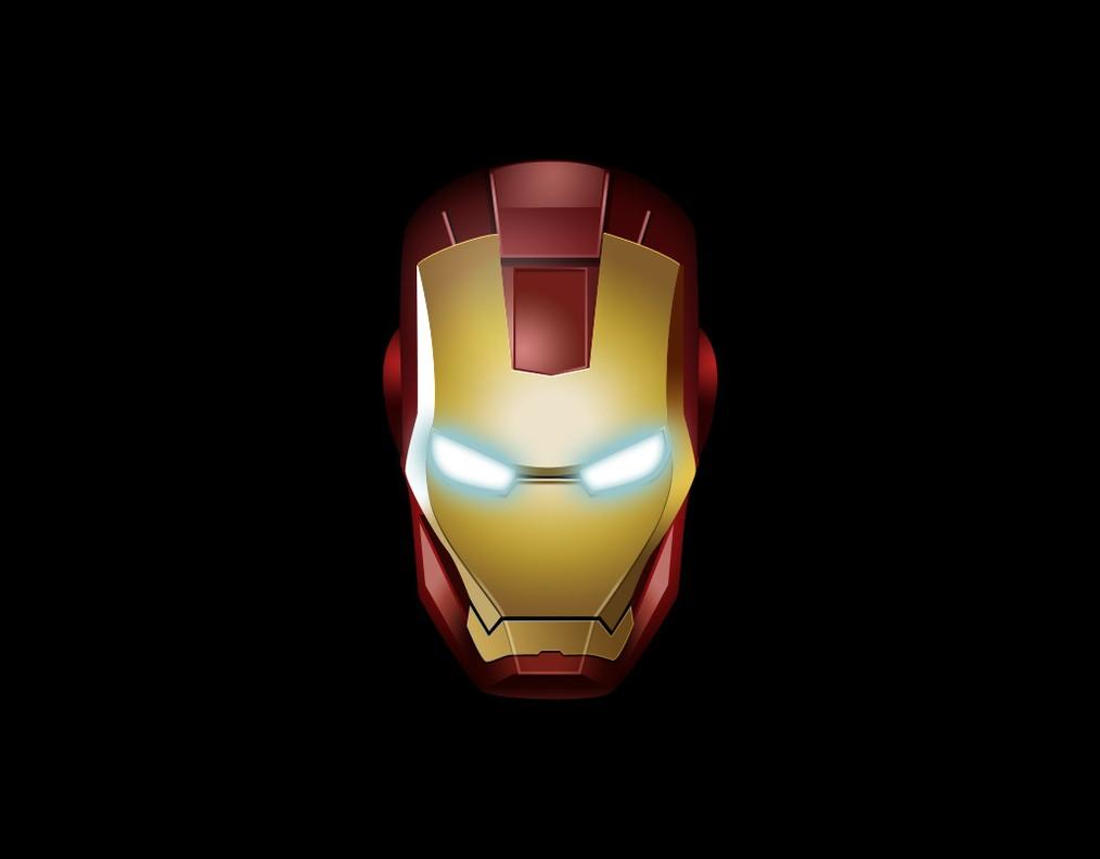 Iron Man Logo wallpapers HD