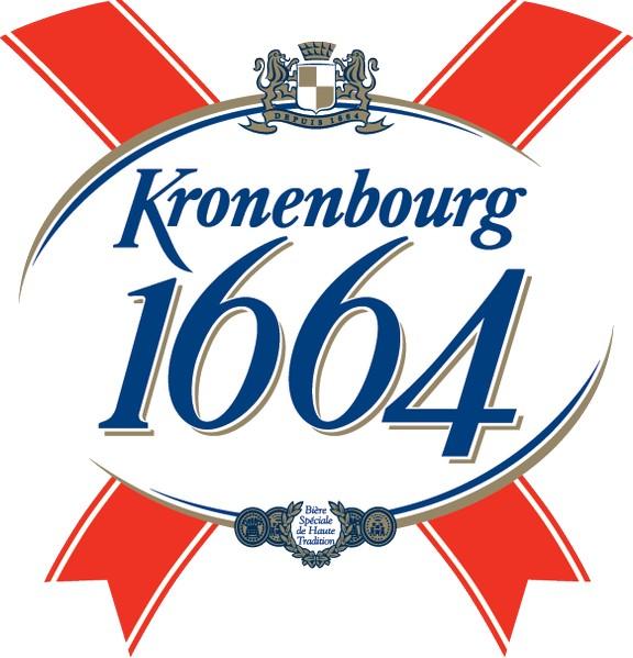 Kronenbourg 1664 Logo wallpapers HD