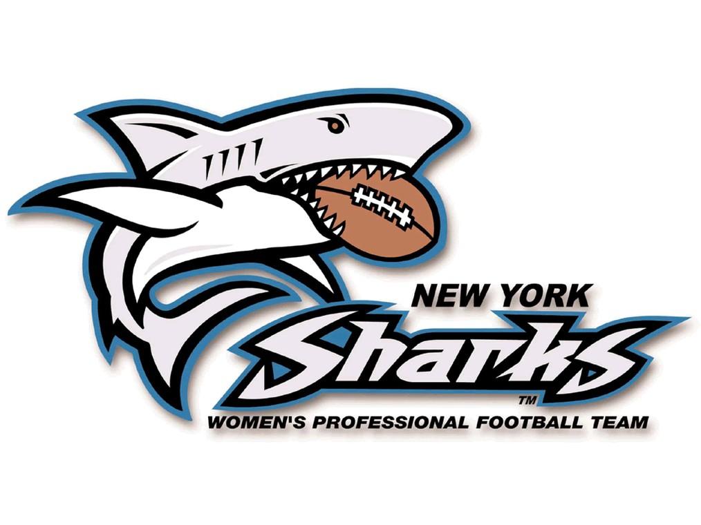 New York Sharks Logo wallpapers HD